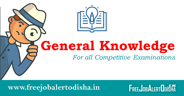 General Knowledge for all Competitive Examinations